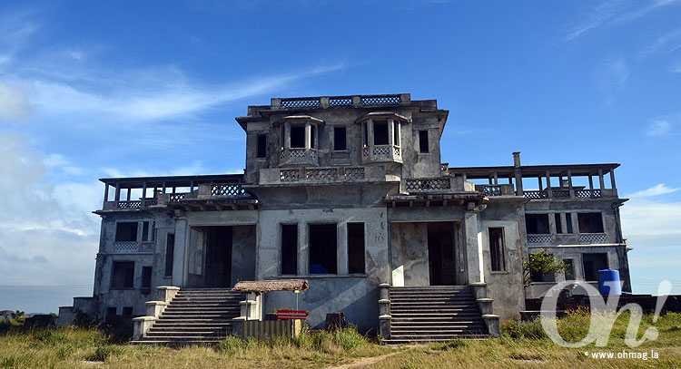Bokor Ancient Casino