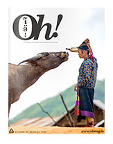 Oh! Magazine Issue1