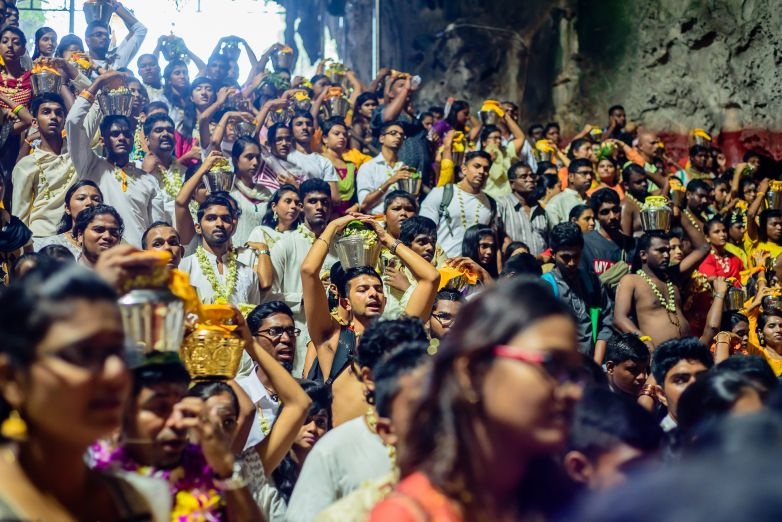 Thaipusam - Pain and Prayer